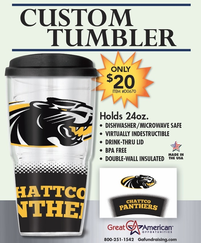 Chattco Tumblers now on Sale!